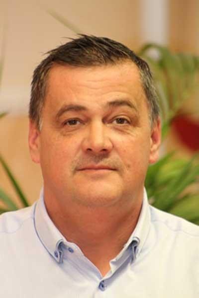 Benkő Zoltán a Hot & Cold Therm Kft. tulajdonosa és ügyvezetője